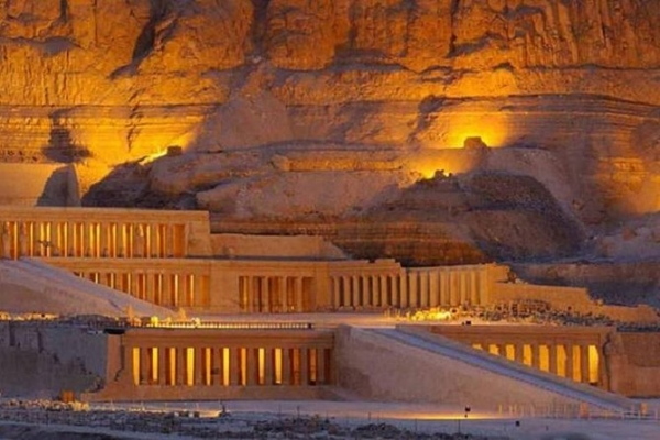 Private Half Day West Bank Tour to Valley of the Kings Queen Hatshepsut Temple and Colossi of Memnon